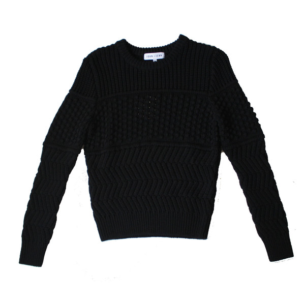 John & Jenn Kenneth Sweater