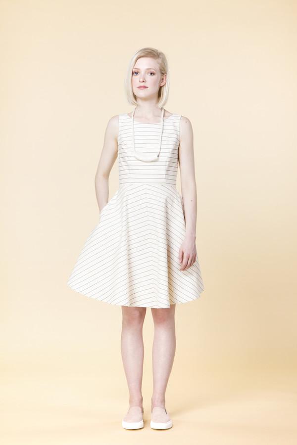 Amanda Moss Courcelle Dress
