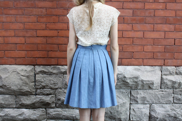 Birds of North America Brushrunner Skirt (Faded)