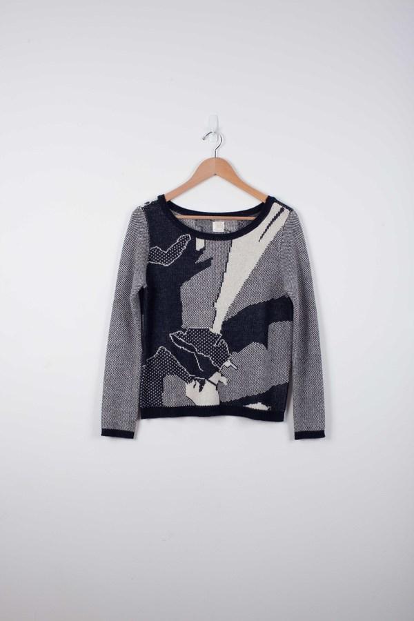 Des Petits Haut Dizzy Sweater