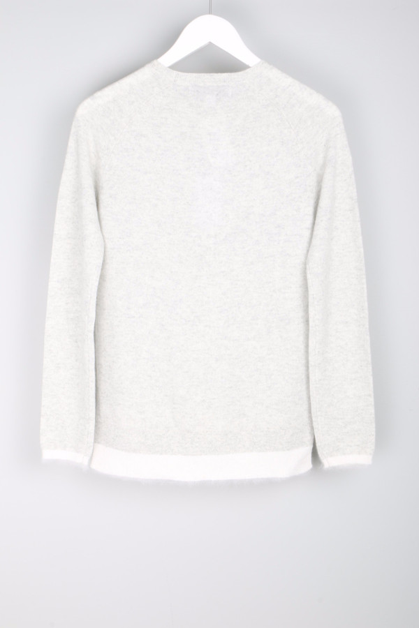 10 Crosby by Derek Lam Long Sleeve Crew Neck Sweater