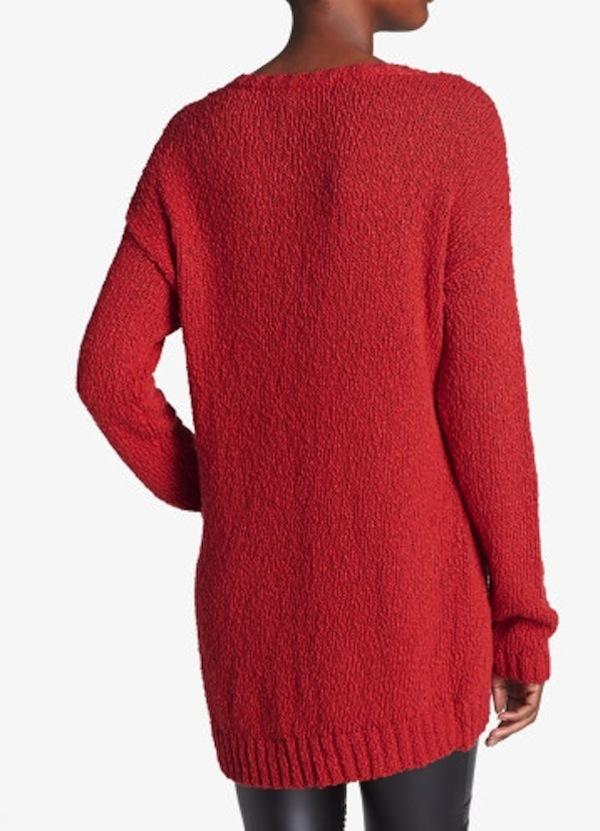 Fader Knitted Jumper