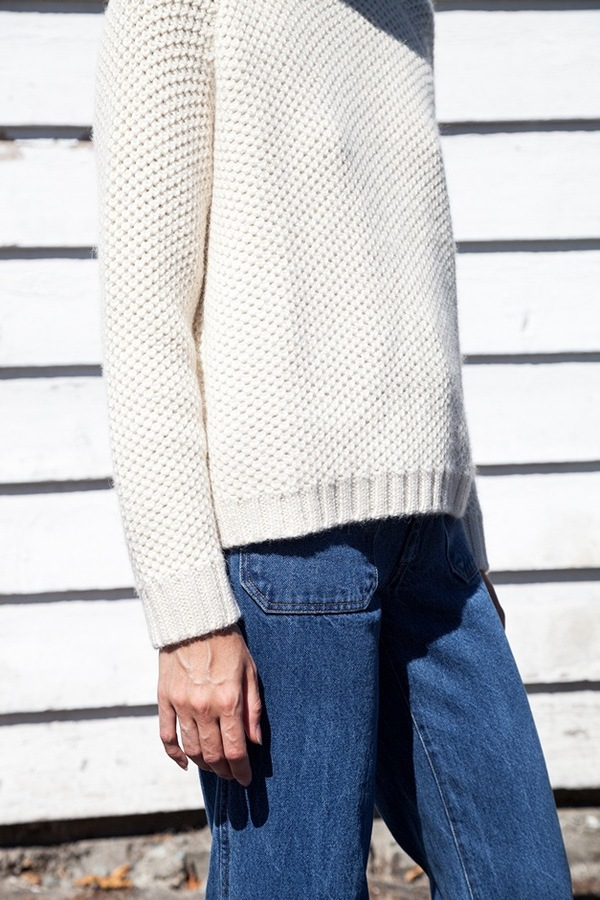 Caron Callahan Jane Sweater