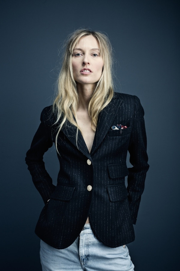 Smythe 'Dandy' wool pinstripe blazer