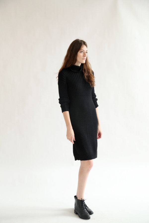 Kordal Ada Dress | Noir
