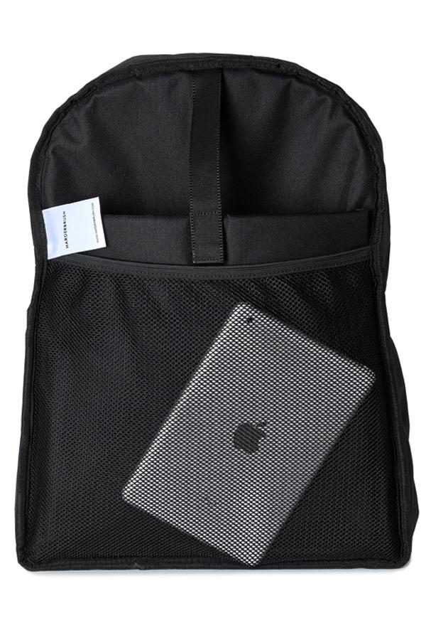 HARDERBRUSH School Year Backpack-Black