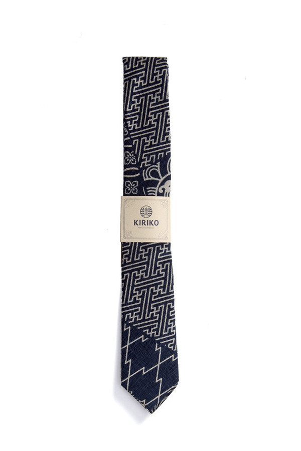 Kiriko Large Multi Pattern Tie