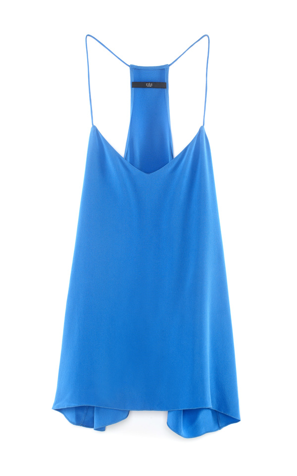 Tibi Bright Silk Cami