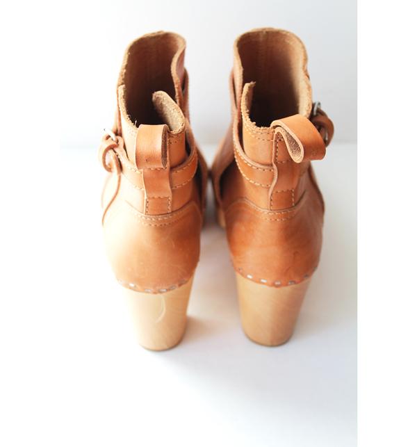 Sweedish Hasbeen Leather Booties