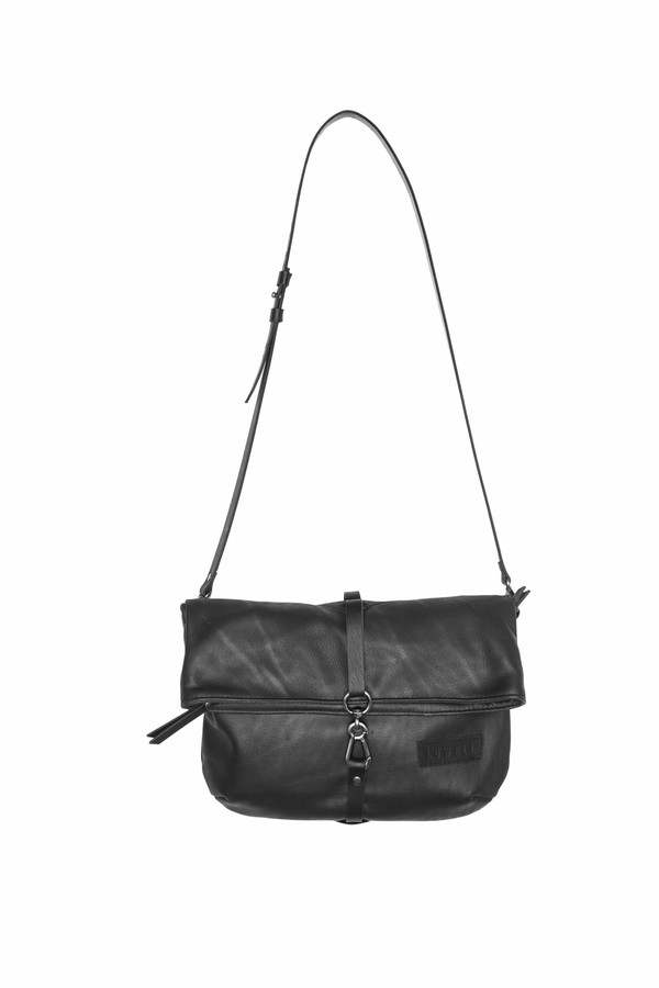 LOWELL MORGAN CUIR NOIR / BLACK LEATHER