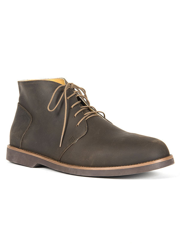 Men's Nisolo Chavito Chukka Boot | Steel