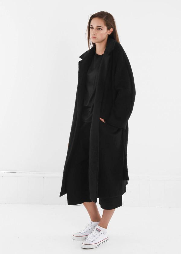 Baserange Black Pyrénées Coat