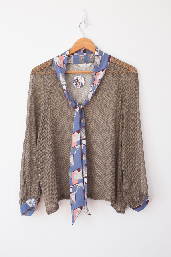 Tucker Little Spies Blouse