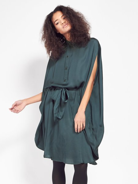 Henrik Vibskov Egg Dress - Green Gable