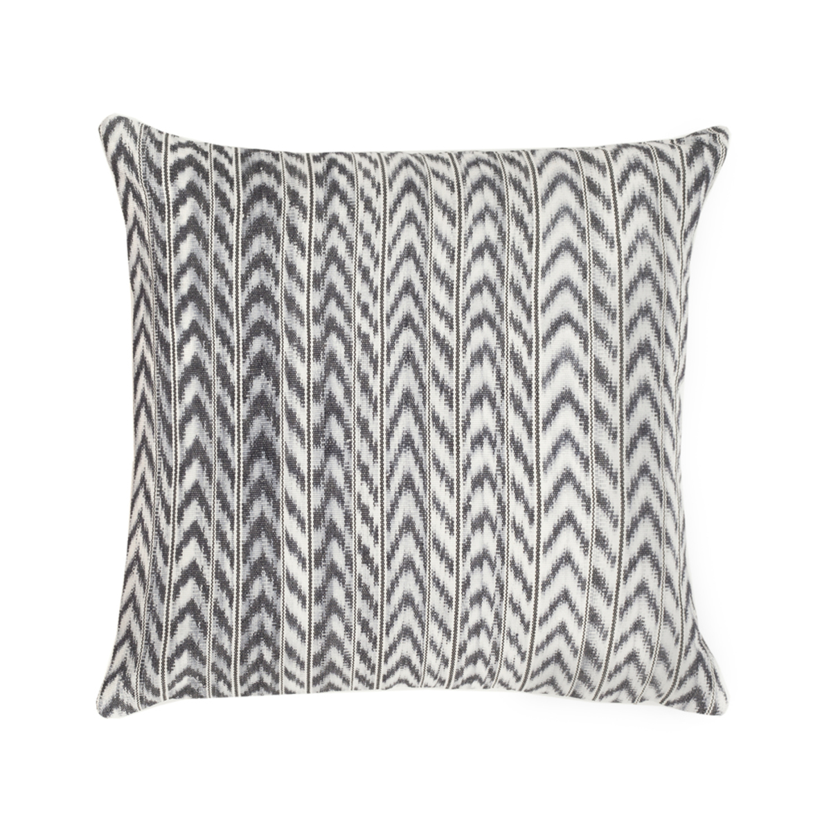 Archive New York Toto Grey Ikat Pillow - 20\