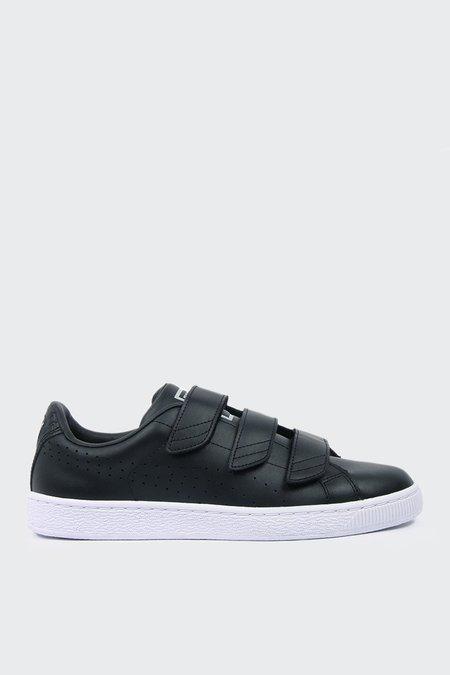 Puma Basket Classic Strap - black