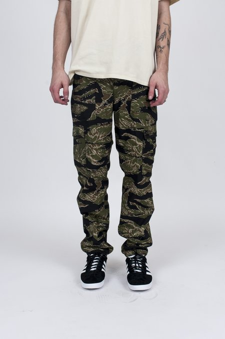 Stan Ray 6 Pocket Cargo Pant - Tiger Stripe Camo