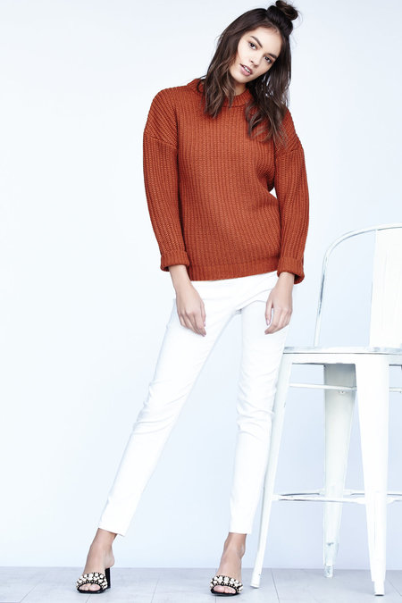 Callahan Shaker Sweater