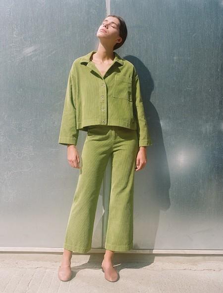 Paloma Wool Lagos Pants - Apple Green