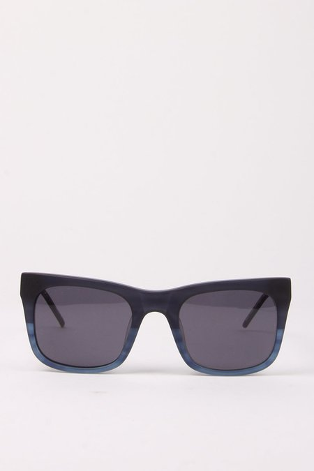 Unisex Kaibosh Bob Cat Sunglasses - Blue Gradient