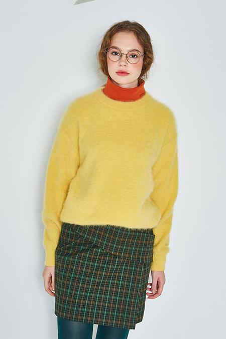 A.A Angora wool Sweater
