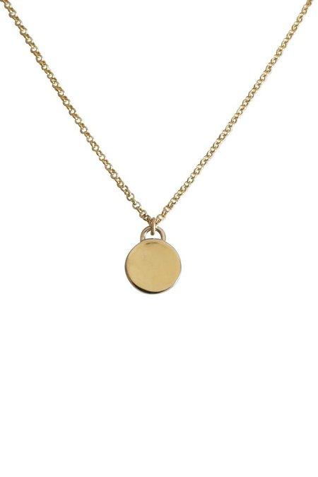 Laura Lombardi Icona Circle Necklace
