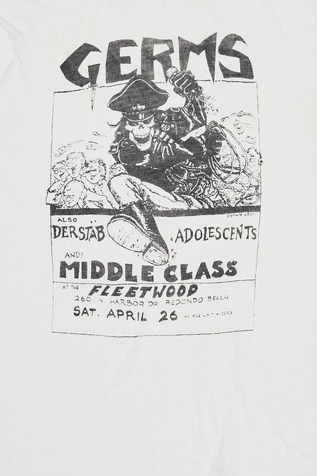 assembly Vintage Germs T-Shirt
