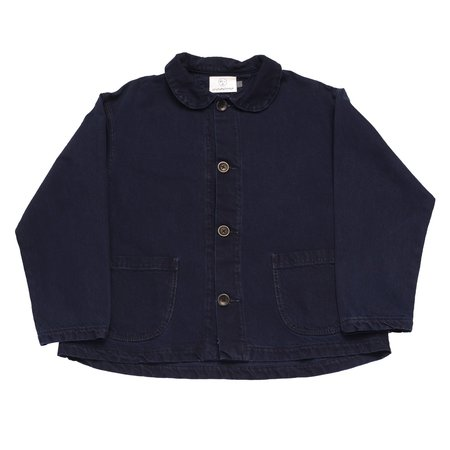 Olderbrother Hand Me Down - Chore Coat - Indigo
