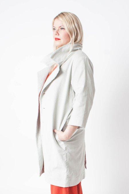 Ilana Kohn Charlie Trench Coat - Bone