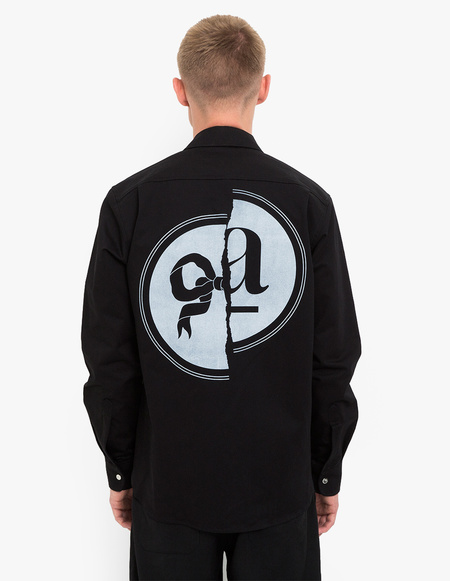 Soulland Len Coated Zip Jacket - black