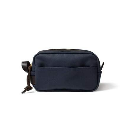 Filson Rugged Twill Travel Kit - Navy