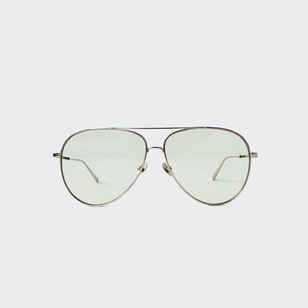 Reframe Utopia Sunglasses - Silver
