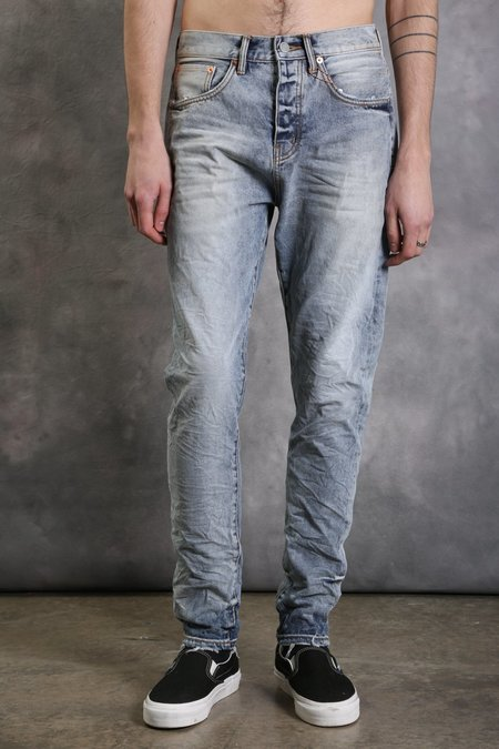 Purple Denim 003 Relaxed Fit - Vintage Wash