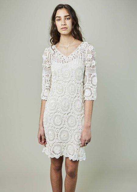 Spencer Vladimir Crochet Lily Dress
