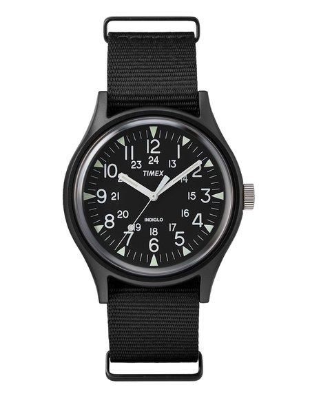 Timex Allied Mk1 Aliminum Watch - Black