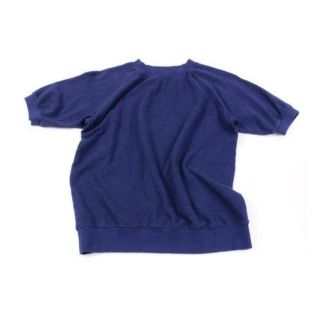 Jungmaven Short-sleeve Raglan in Deep Indigo