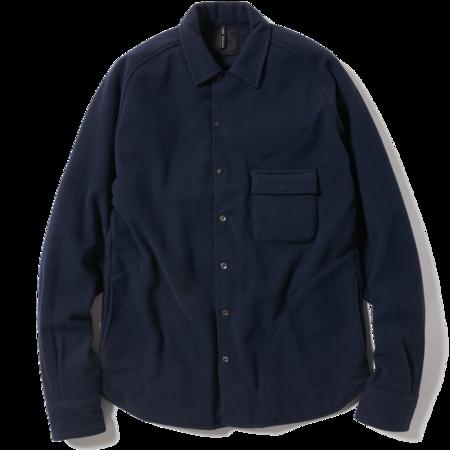 Goldwin Coverall Shirt - Navy