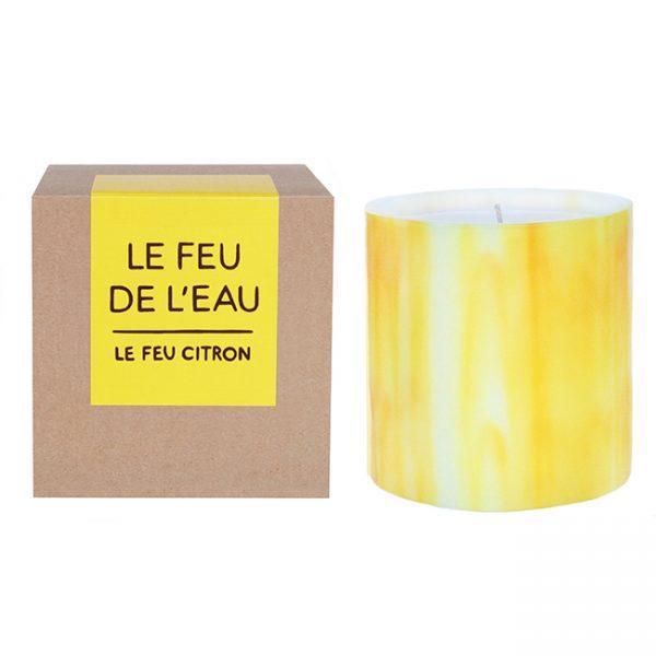 Le Feu De L'eau Yellow- Citron