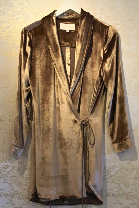 Michelle Mason Velvet Wrap Jacket or Dress