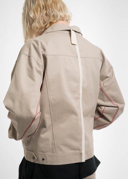Komakino Beige Type 2 Split Jacket