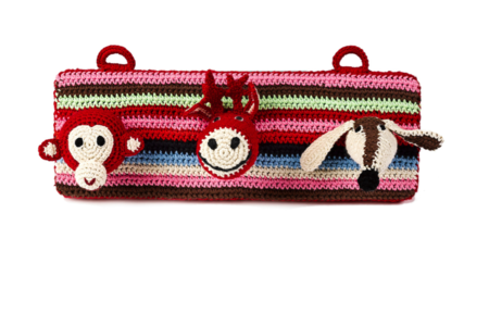 Kids Anne-Claire Petit Coat Rack - Red