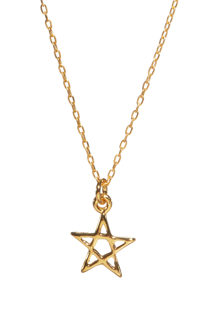 Bing Bang NYC Star Necklace