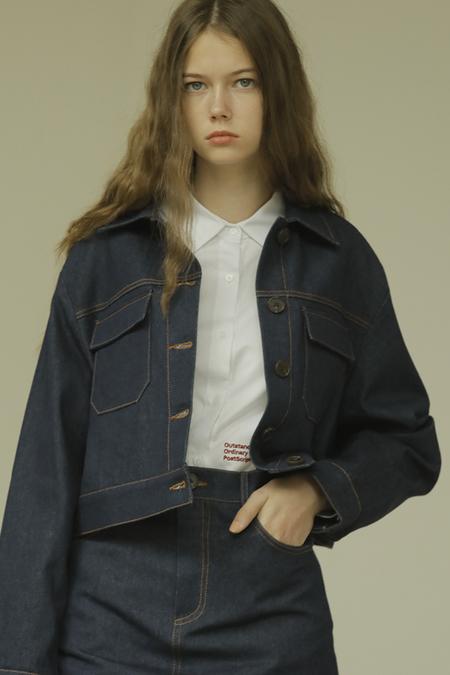 O.O ETC Denim Jacket