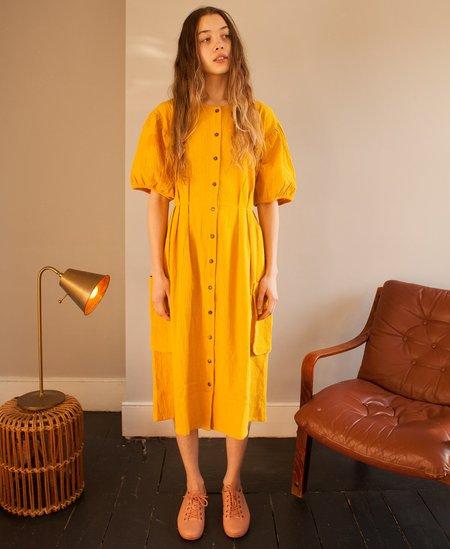 LF Markey Oliver Dress - Mustard