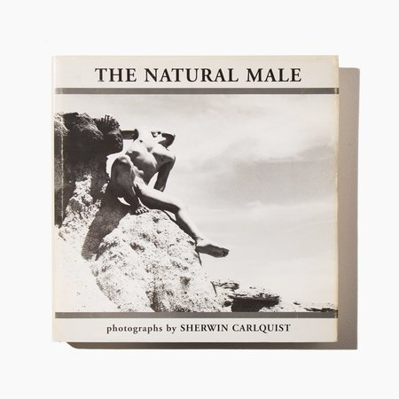 Found By Kindred Black The Natural Male - Sherwin Carlquist (signed)
