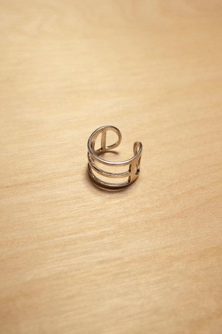 Alynne Lavigne Tri-Line Ring