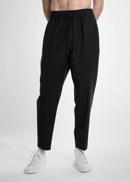 Études Black Jalousie Trousers