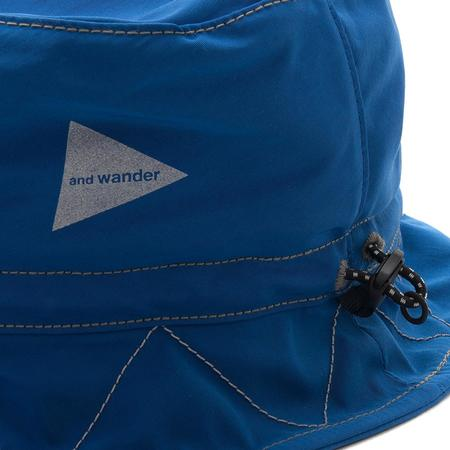 And Wander 60/40 Cloth Hat - Blue