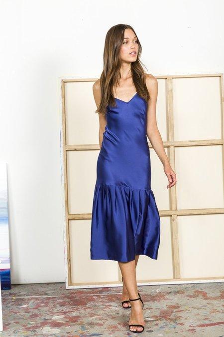 Maggie Marilyn Don't Underestimate Me Silk Dress