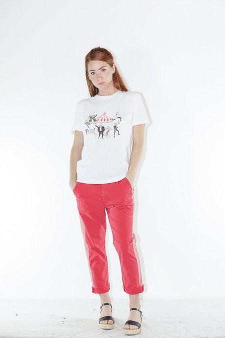 "Unfortunate Portrait ""Fashion Circus"" Short Sleeve T- Shirt"